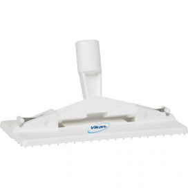 Vikan Hygiene 5500-5 padhouder, wit steelmodel, 100x235 mm -