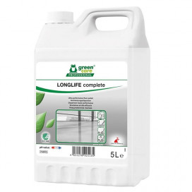 Greencare LONGLIFE complete durable ultra-powerful floor wax, 5L, 2pcs / ds