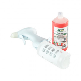 Greencare SANET power powerful sanitary cleaner Quick & Easy