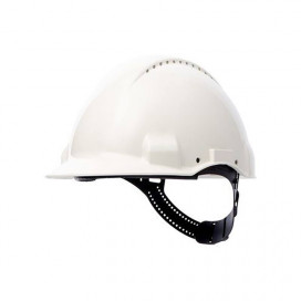 3M PELTOR G3000CUV-VI Safety helmet White 20 pieces