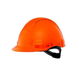 3M PELTOR G3000CUV-OR Safety helmet Orange 20 pieces