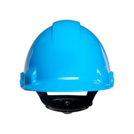 3M PELTOR G3000-BB Safety helmet with rotary knob Blue 20 Pieces