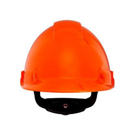 3M PELTOR G3000NUV-OR Safety helmet with dial Orange 20 pieces
