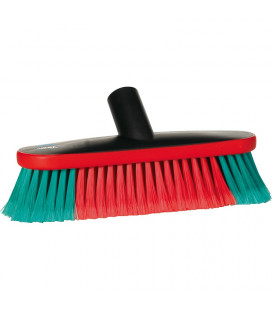 Vikan Transport 475552 washing brush 26 cm oval, water supply