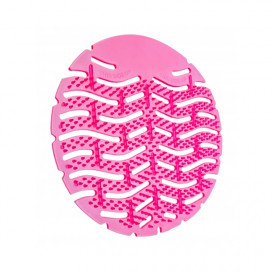 Urinal Mat Melon / Pink 10 Pieces