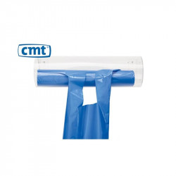 Acrylic wall holder for. Apron on Roll Transparent