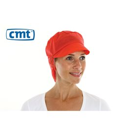 PPnw cap / valve and haircare Red Snood Cap 1000pcs
