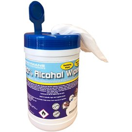 Disinfection Alcohol Wipes 100 Pieces