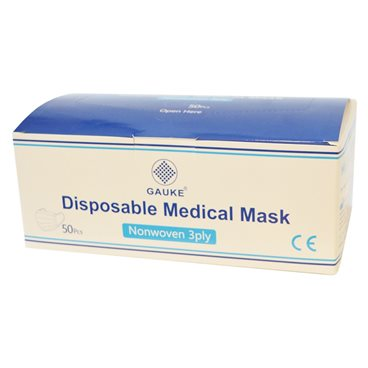 Facemask 3-layer type II 50 pieces