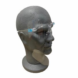Face shield Transparent 1 pc.