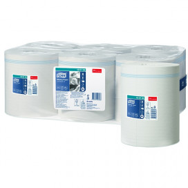 Tork Advanced 415 M-Rol 1Lgs 275 mtr. x 24,5 cm 6 Rollen -