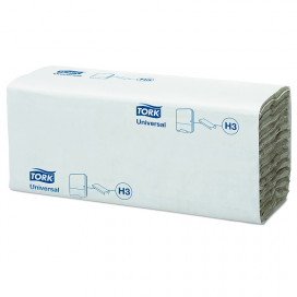 Tork Universal towel C-fold 1-ply white 25x31 cm pack of 4608