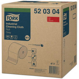 Tork Premium 520 work towel 1-ply gray 361 mtr x 43 cm roll of