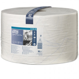 Tork Adv. Wiper 420 Perform. 2Lgs White 510 mtr x 24 cm pack of