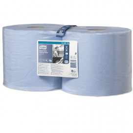 Tork Adv. Wiper 430 Perform. 2Lgs blue 170 mtr x 24 cm pack of