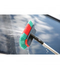 Vikan Transport 524752 corner brush 28 cm with water supply / 1