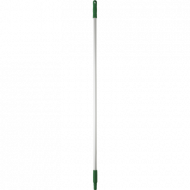 Vikan Hygiene 2958-2 handle 130 cm green ø25 mm aluminum with