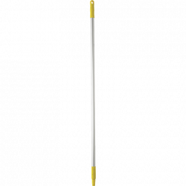 Vikan Hygiene 2958-6 handle 130 cm yellow ø25 mm aluminum with